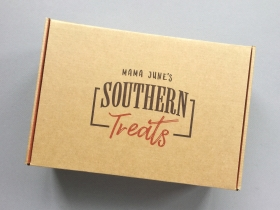 Mama June's Southern Treats Subscription Box Review – March 2019