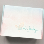 Oh Baby Boxes Subscription Box Review + Coupon Code – May 2019
