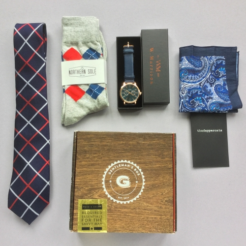 Gentleman's Box Review + Coupon Code – June 2019