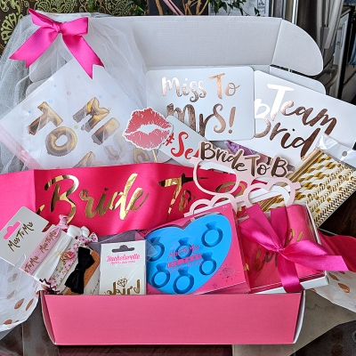Miss To Mrs Bridal Box