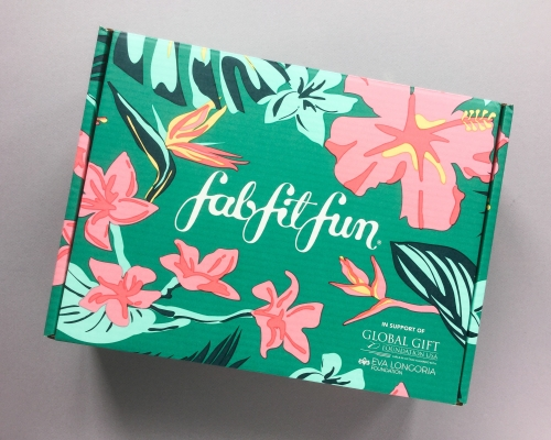 FabFitFun Subscription Box Review + Coupon Code – Summer 2019