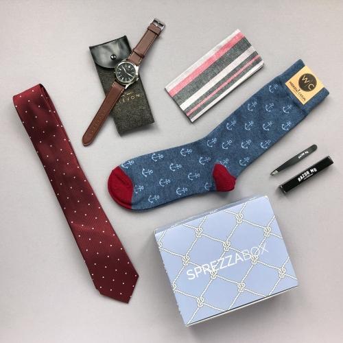 SprezzaBox Subscription Box Review + Coupon Code – June 2019