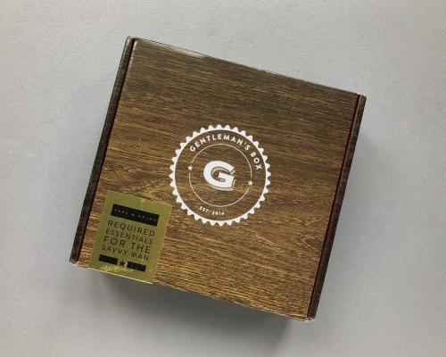 Gentleman's Box Review + Coupon Code – July 2019