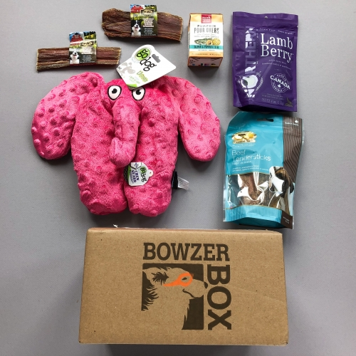 Bowzer Box Review + Discount Code – July 2019