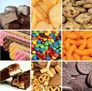 Secret Snacks
