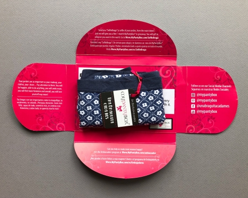 MyPantyBox Subscription Box Review – August 2019