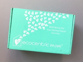 Ecocentric Mom Subscription Box Review + Coupon Code – July 2019