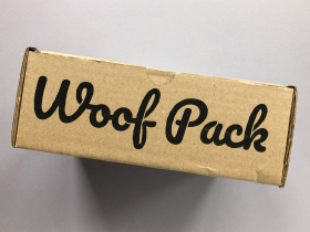 Woof Pack Subscription Box Review + Coupon Code – September 2019