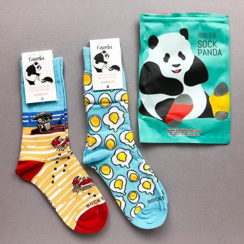 Sock Panda Tween Socks Subscription Box Review + Coupon Code – August 2019