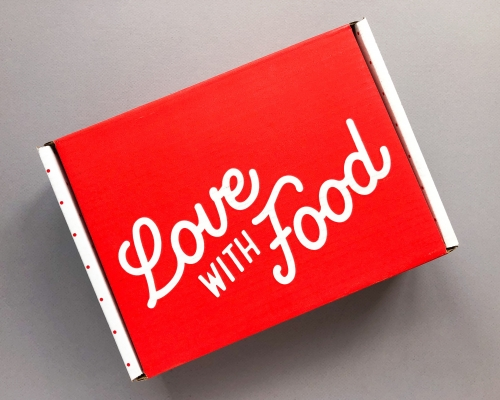 Love With Food Subscription Box Review + Promo Code – September 2019