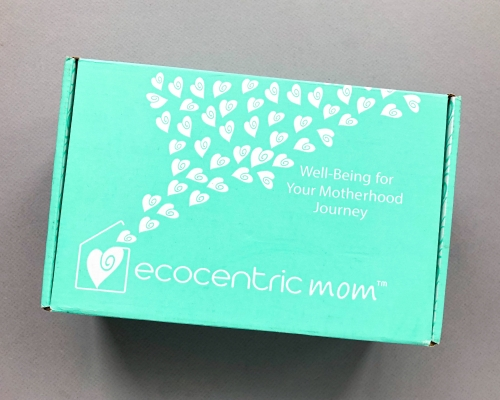 Ecocentric Mom Subscription Box Review + Coupon Code – August 2019