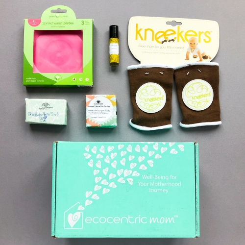Ecocentric Mom Subscription Box Review + Coupon Code – September 2019
