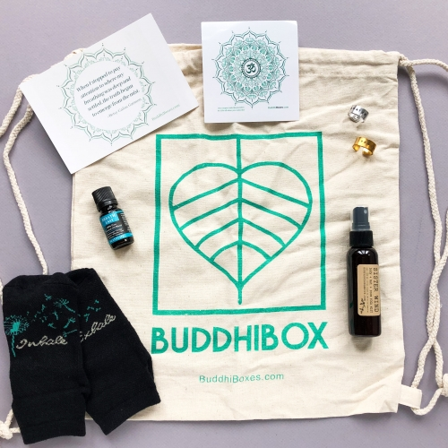 BuddhiBox Subscription Box Review + Coupon Code – September 2019