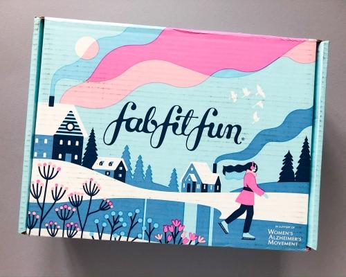 FabFitFun Subscription Box Review + Coupon Code – Winter 2019