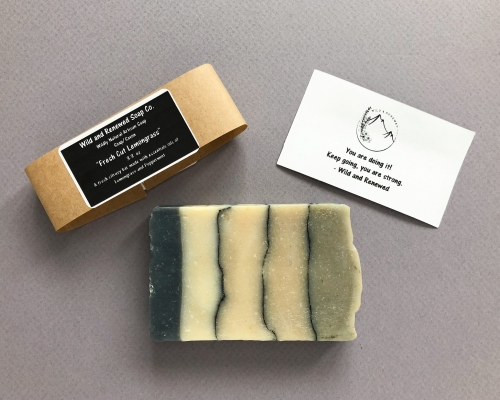 Wild and Renewed Soap Co. Subscription Box Review + Coupon Code – January 2020