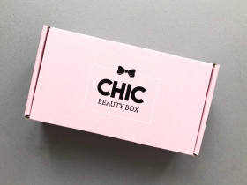 Chic Beauty Box Subscription Box Review – November 2019