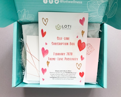 Loti Wellness Subscription Box Review + Coupon Code – February 2020