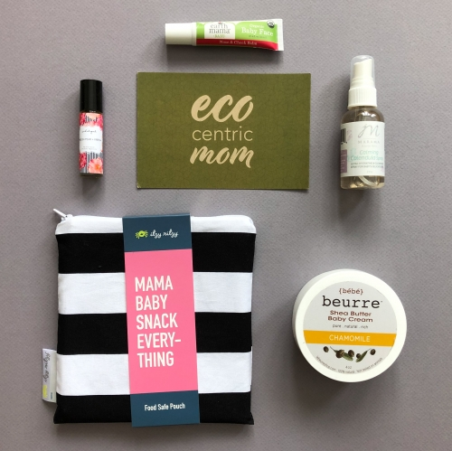 Ecocentric Mom Subscription Box Review + Coupon Code – January 2020