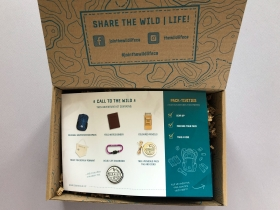 Wild Life Subscription Box Review – April 2020