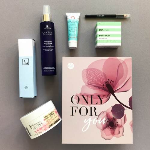 Glossybox Mother's Day Limited Edition Review + Coupon Code – May 2020