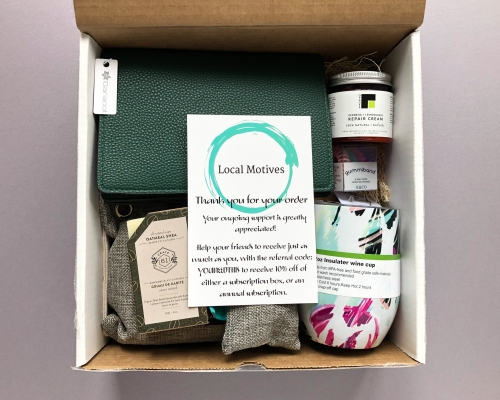 Local Motives Subscription Box Review + Coupon Code – April 2020