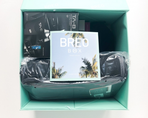 BREO BOX Subscription Box Review + Coupon Code – Summer 2020