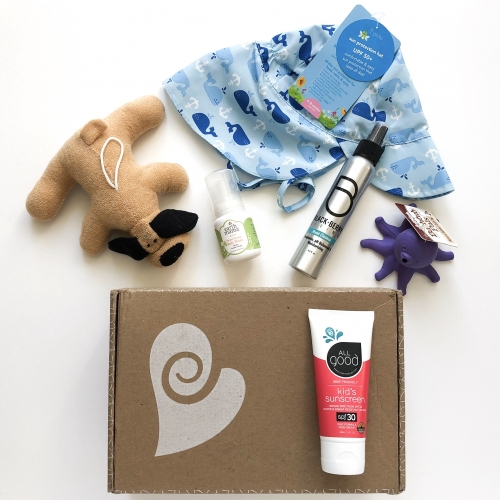 Ecocentric Mom Subscription Box Review + Coupon Code – May 2020