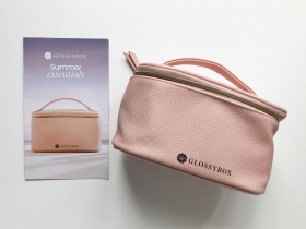 Glossybox Summer Essentials Limited Edition Review + Coupon Code – July 2020
