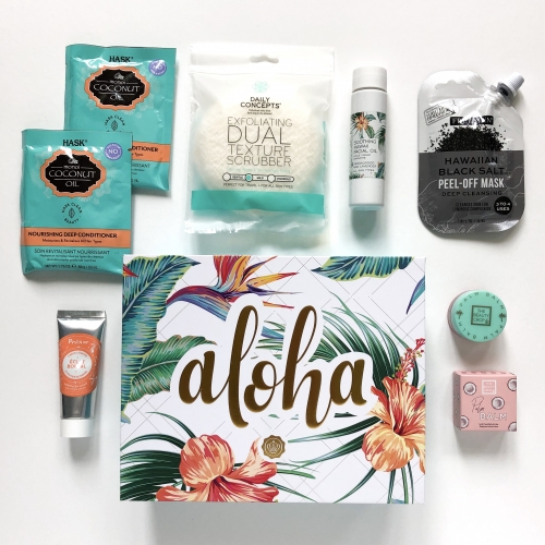Glossybox Subscription Box Review + Coupon Code – July 2020