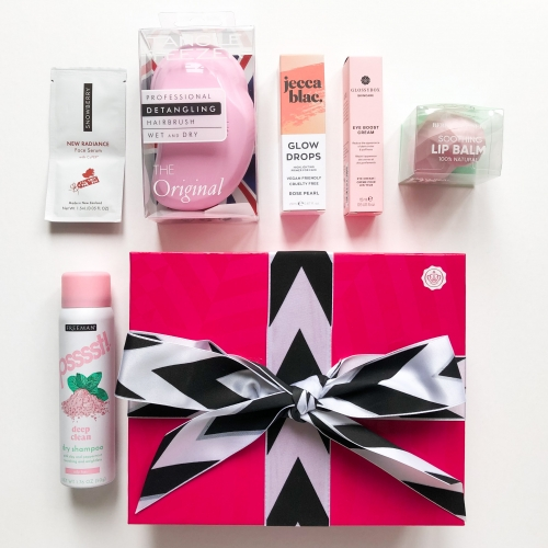 Glossybox Subscription Box Review + Coupon Code – August 2020
