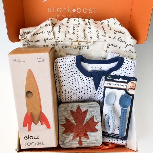 Stork Post Subscription Box Review + Coupon Code – August 2020