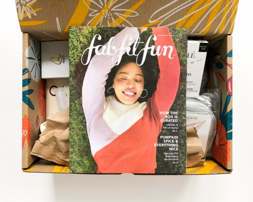 FabFitFun Members Picks Box Review + Coupon Code – Fall 2020