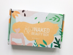 The Naked Beauty Box Subscription Box Review + Coupon Code – August 2020