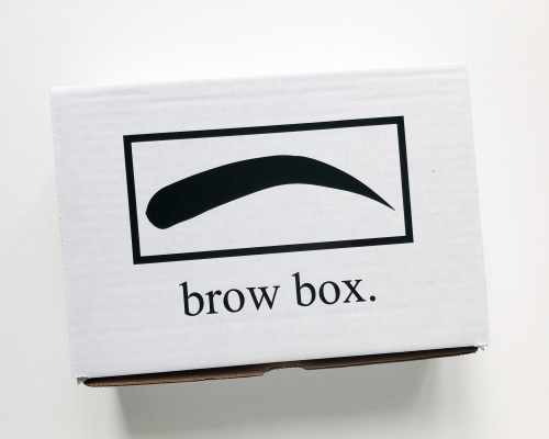 Brow Box Subscription Box Review – August 2020