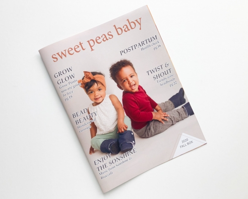 Sweet Peas Baby Subscription Box Review – Fall 2020