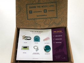 Wild Life Subscription Box Review – Spetember 2020