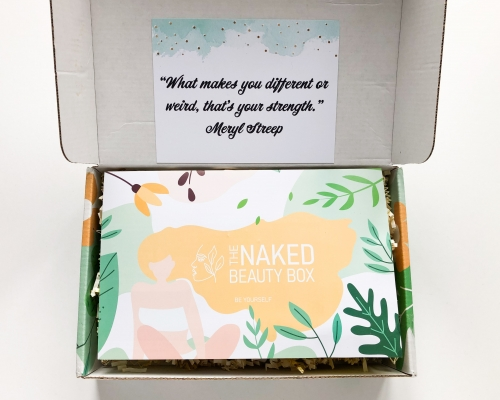 The Naked Beauty Box Subscription Box Review + Coupon Code – October 2020