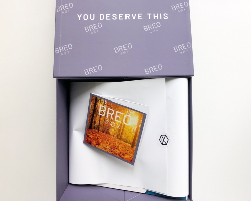 BREO BOX Subscription Box Review + Coupon Code – Fall 2020