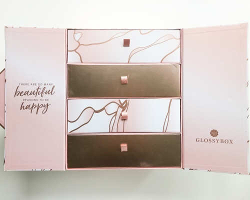 Glossybox Advent Calendar 2020 Review + Coupon Code!