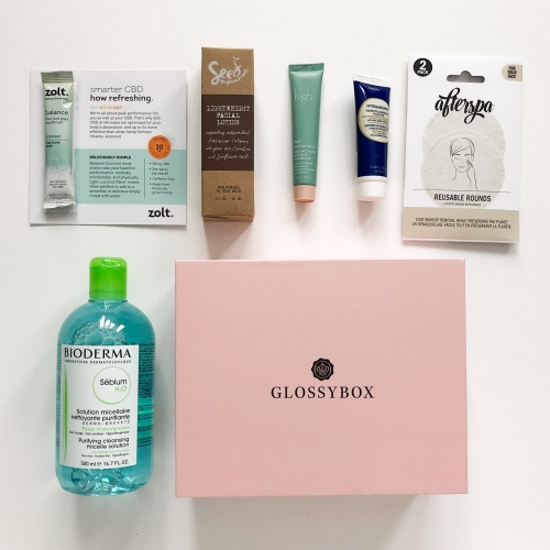 Glossybox Subscription Box Review + Coupon Code – January 2021