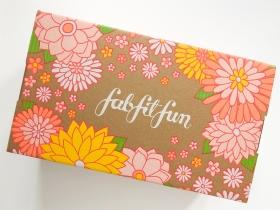 FabFitFun Subscription Box Review + Coupon Code – Spring 2021