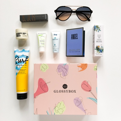 Glossybox Mother's Day Limited Edition 2021 Review + Coupon Code – May 2021