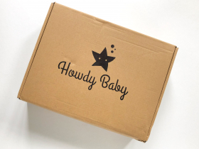 Howdy Baby Box Review + Coupon Code – August 2021